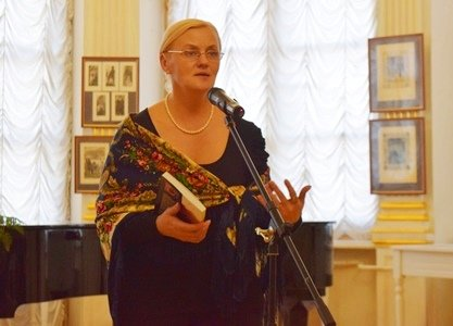 Поэты Черноморска выступили в «Золотом зале» Литературного музея Одессы (фото), фото-9