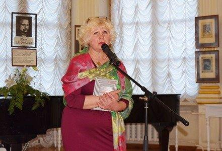 Поэты Черноморска выступили в «Золотом зале» Литературного музея Одессы (фото), фото-4
