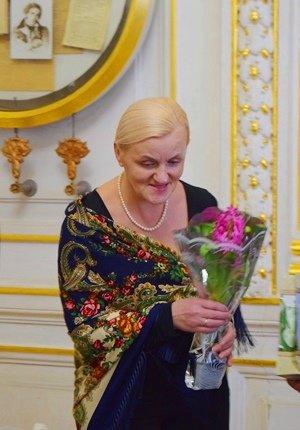 Поэты Черноморска выступили в «Золотом зале» Литературного музея Одессы (фото), фото-7