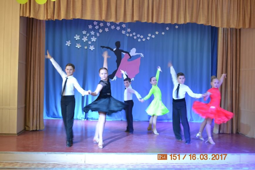Фестиваль «Феерия танца» в Бахмуте, фото-2