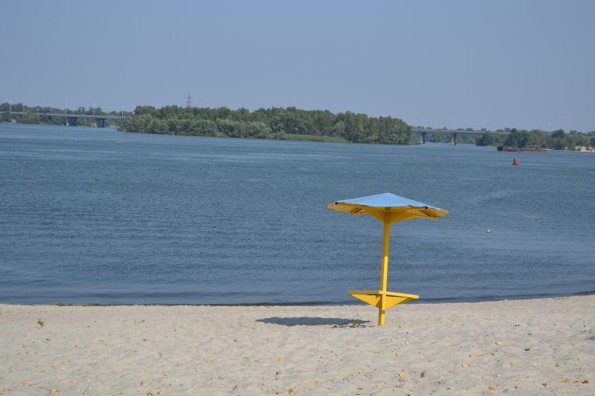Городской пляж Каменского подготовят к летнему сезону, фото-1