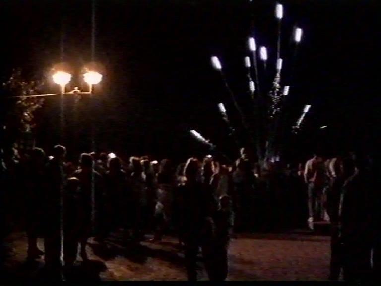 Ужгородець поділився світлинами першого святкування Дня міста за незалежної України, фото-9
