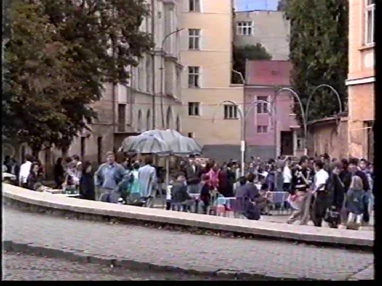 Ужгородець поділився світлинами першого святкування Дня міста за незалежної України, фото-2