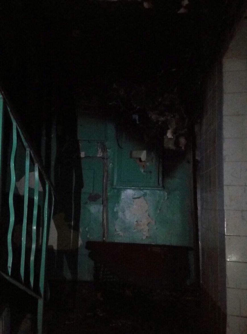 Масштабный пожар в Киеве: спасли 2 детей и 9 взрослых (ФОТО), фото-1