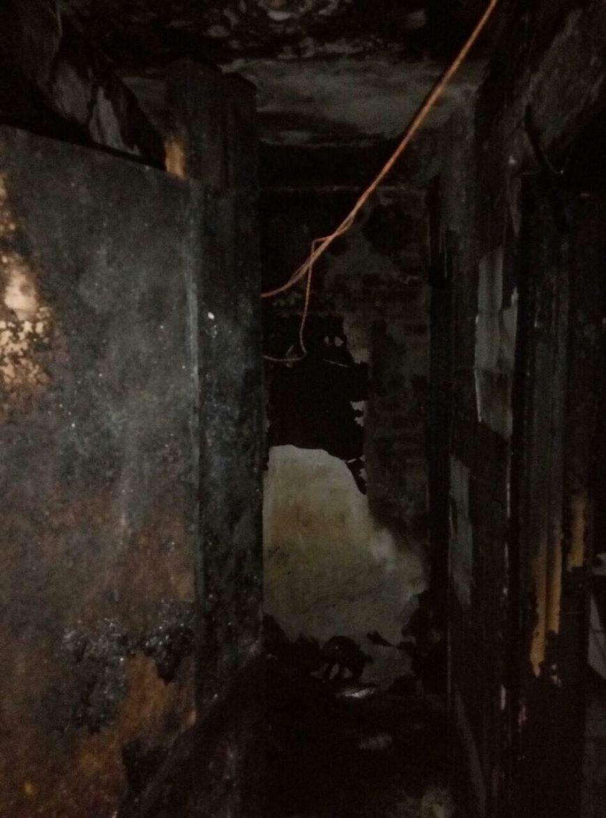 Масштабный пожар в Киеве: спасли 2 детей и 9 взрослых (ФОТО), фото-3