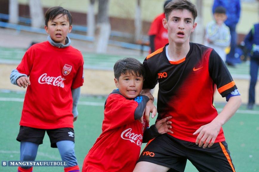 В Актау проходит городской турнир по мини-футболу среди школьников, фото-4