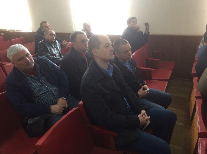 Новый начальник полиции Черноморска встретился с журналистами и общественниками (фото), фото-1