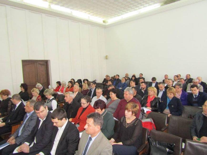 За які питання голосували на сесії депутати ужгородської районної ради: фото, фото-2