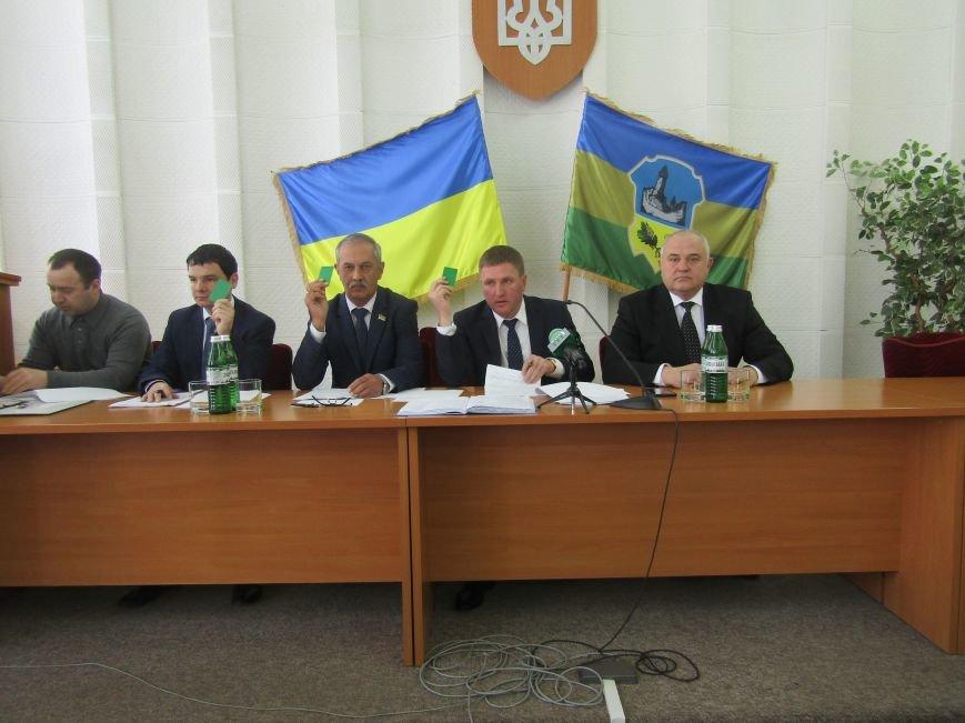 За які питання голосували на сесії депутати ужгородської районної ради: фото, фото-1
