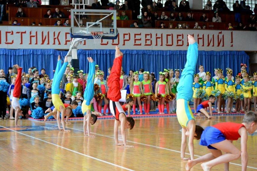 Состоялся чемпионат Каменского по черлидингу, фото-1