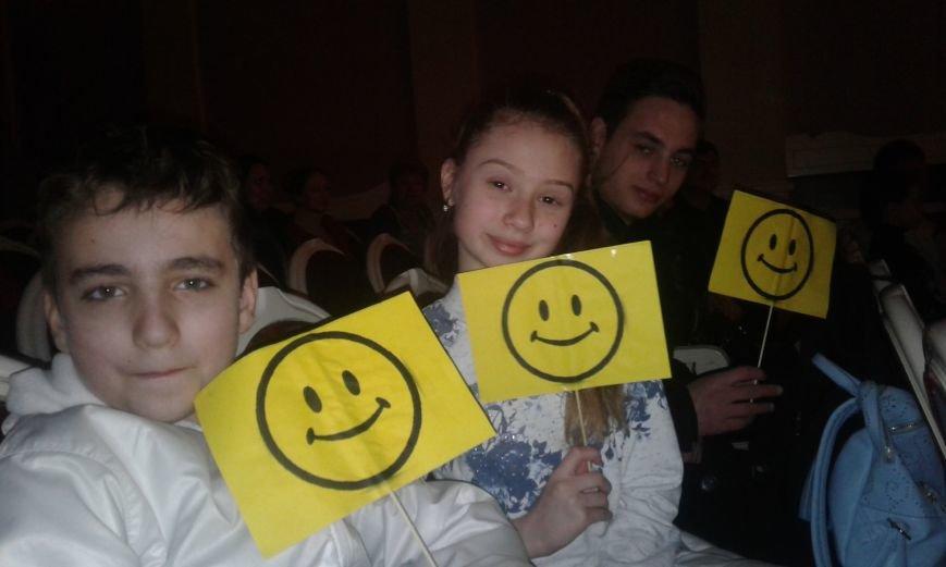 Лідери ДШО на благодійному концерті ПК Мистецький 2