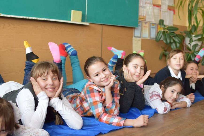 Виховна година У світі сонячних дітей 2