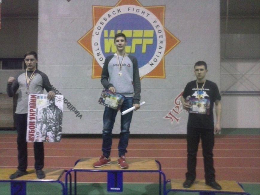Каменские спортсмены завоевали 10 золотых медалей на Кубке Украины по казацкому двобою, фото-2