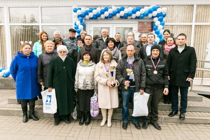 В Белгороде открылся шахматный клуб с турнира для незрячих, фото-5
