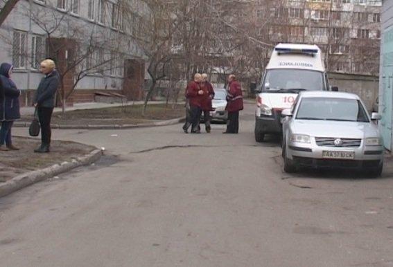 Киевлянка выбросила из окна многоэтажки больного мужа (ФОТО), фото-1