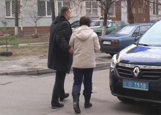 Киевлянка выбросила из окна многоэтажки больного мужа (ФОТО), фото-2