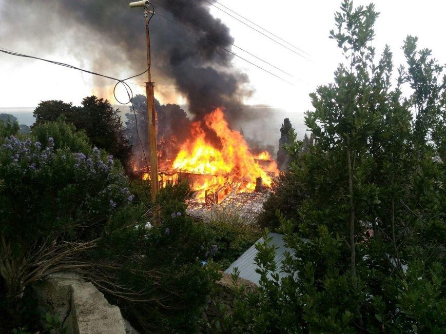 С начала года в Ялтинском регионе зафиксировано 20 пожаров в жилом секторе, фото-1