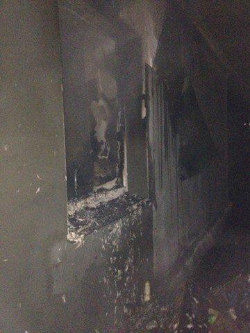 На Херсонщині через замикання електромережі сталась пожежа (фото), фото-2