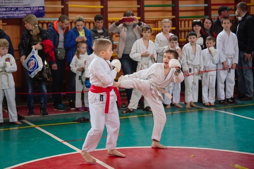 В Краматорске состоялся чемпионат Донецкой области по фунакоши шотокан каратэ, фото-1