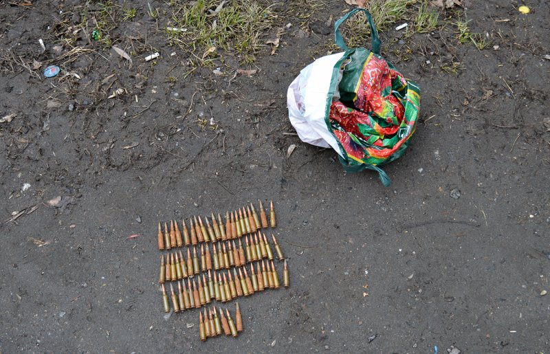 В Покровске за второй день отработки изъяты боеприпасы и наркотические вещества, фото-5