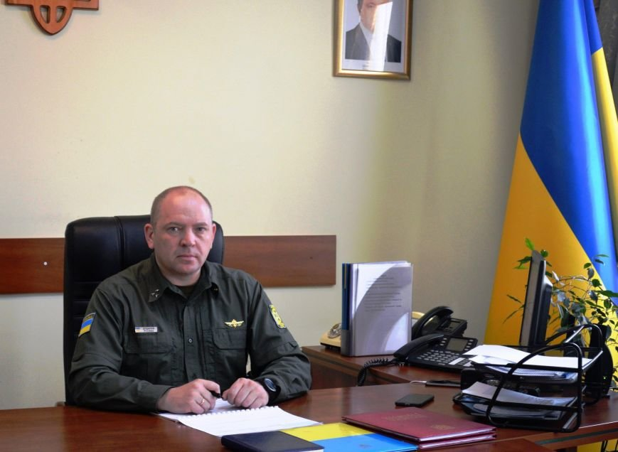 Призначено нового начальника Мукачівського прикордонного загону: фото, фото-1