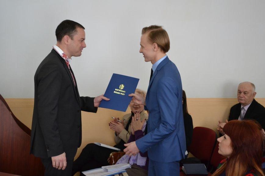 В Каменском наградили горожан, фото-13