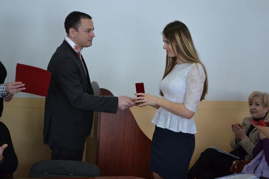 В Каменском наградили горожан, фото-5