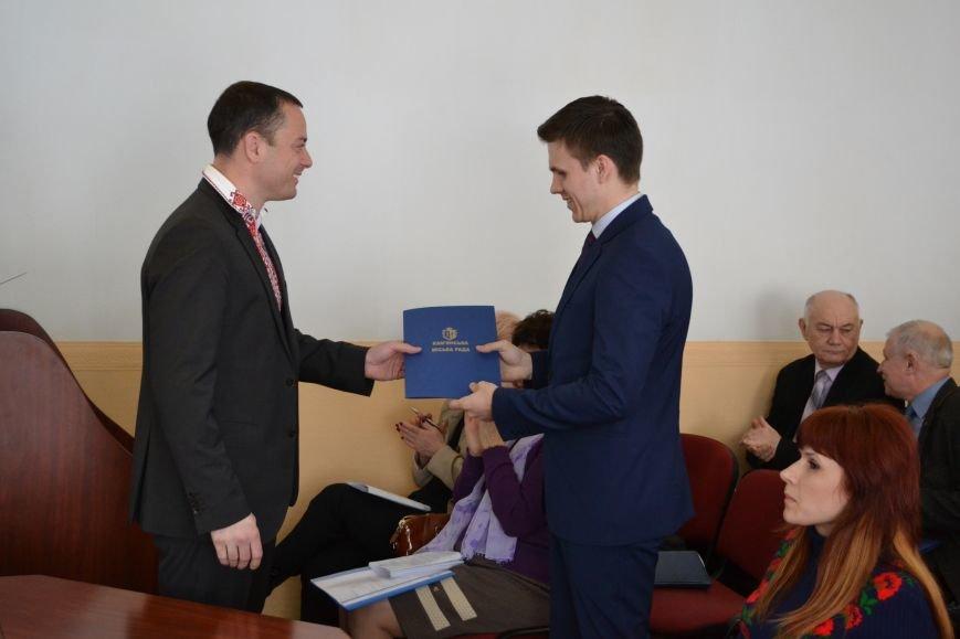 В Каменском наградили горожан, фото-12