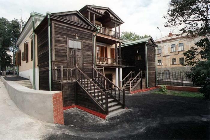 музей Чернышевского