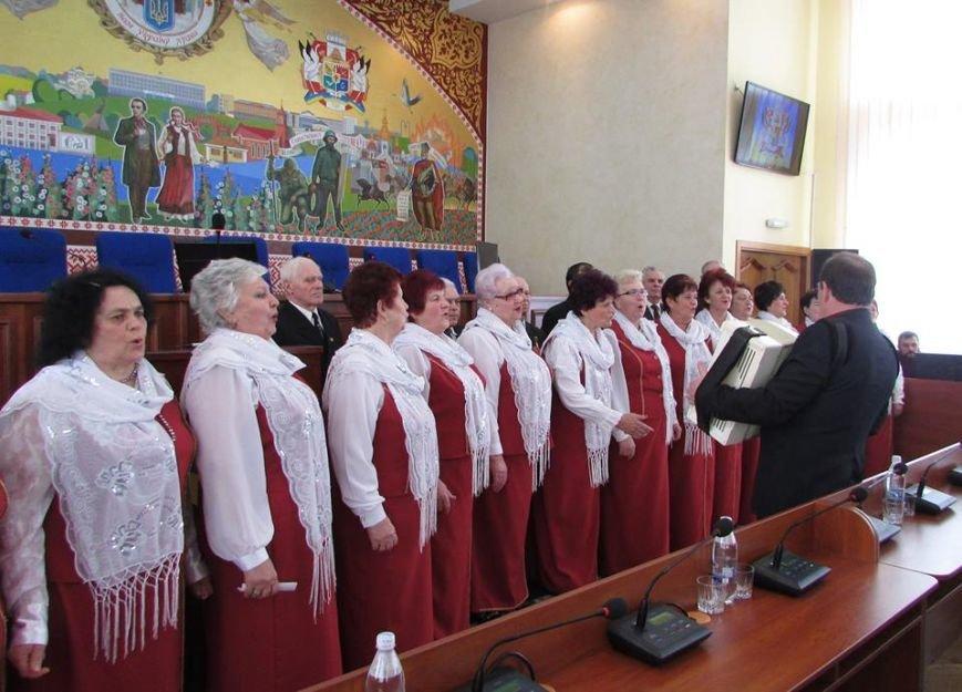 У Новограді-Волинському відбувся ювілейний пленум міської організації ветеранів, присвяченого 30-річчю з дня її створення, фото-2