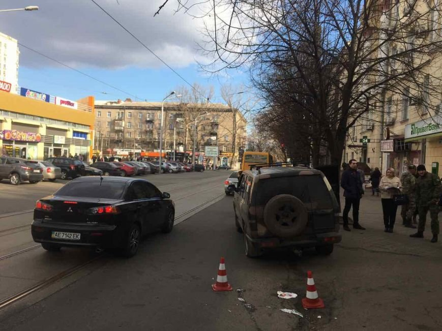 Обзор днепровских ДТП за прошедшие сутки  (ФОТО), фото-4