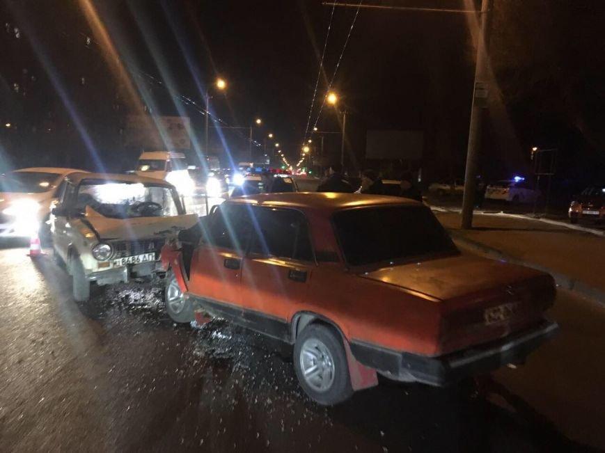 Обзор днепровских ДТП за прошедшие сутки  (ФОТО), фото-7