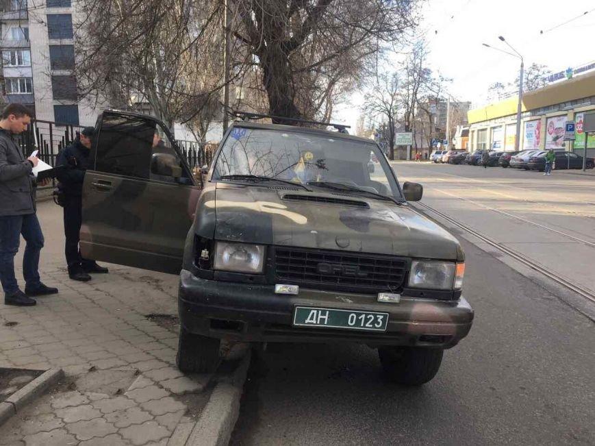 Обзор днепровских ДТП за прошедшие сутки  (ФОТО), фото-3