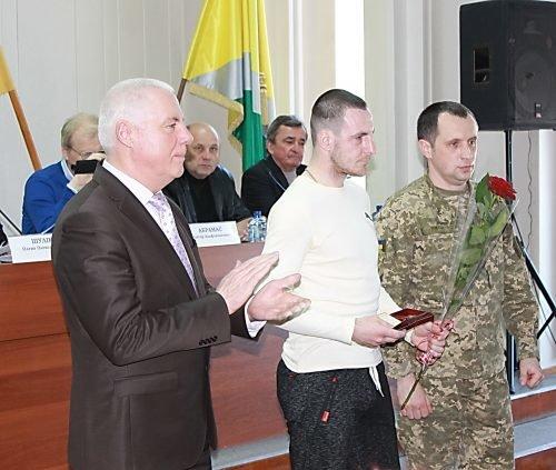 Павлоградські захисники отримали нагороди Президента України, фото-1