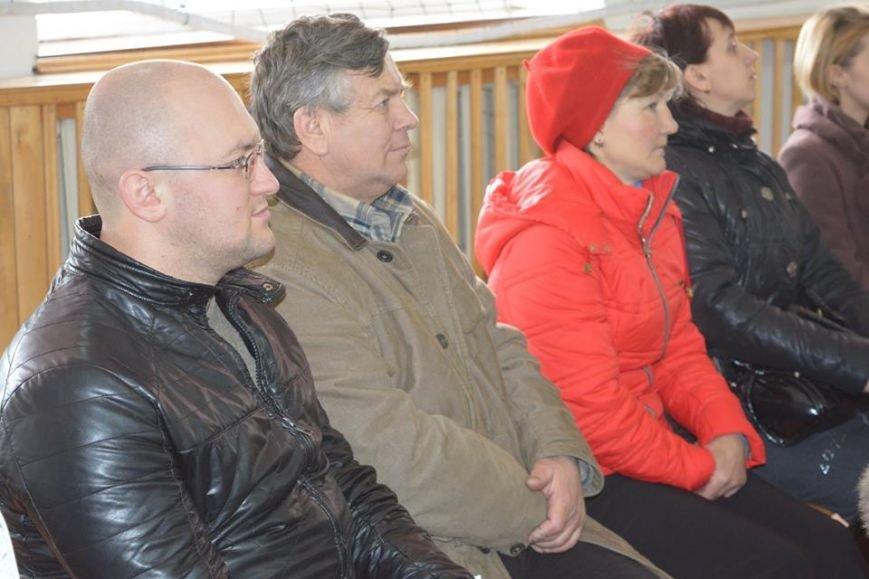 У селі Велика Горбаша Новоград-Волинського району відбувся схід села, фото-2