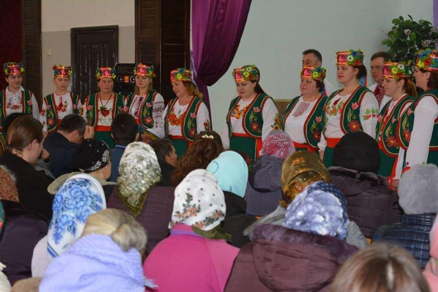 У селі Велика Горбаша Новоград-Волинського району відбувся схід села, фото-1