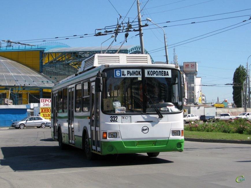 Виталий Кушнарев: Мы не отказываемся от троллейбусов, мы просто не будем покупать новые, фото-1