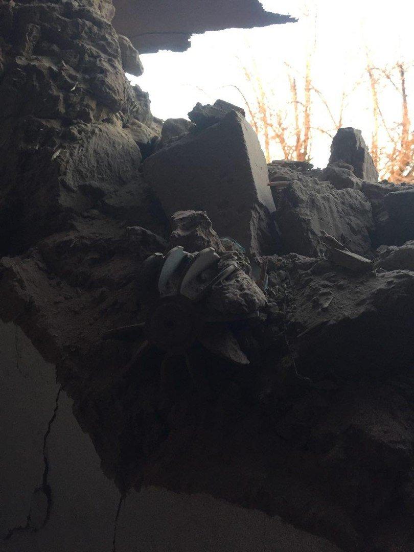 Авдеевку обстреляли из крупнокалиберной артиллерии (ФОТО), фото-3