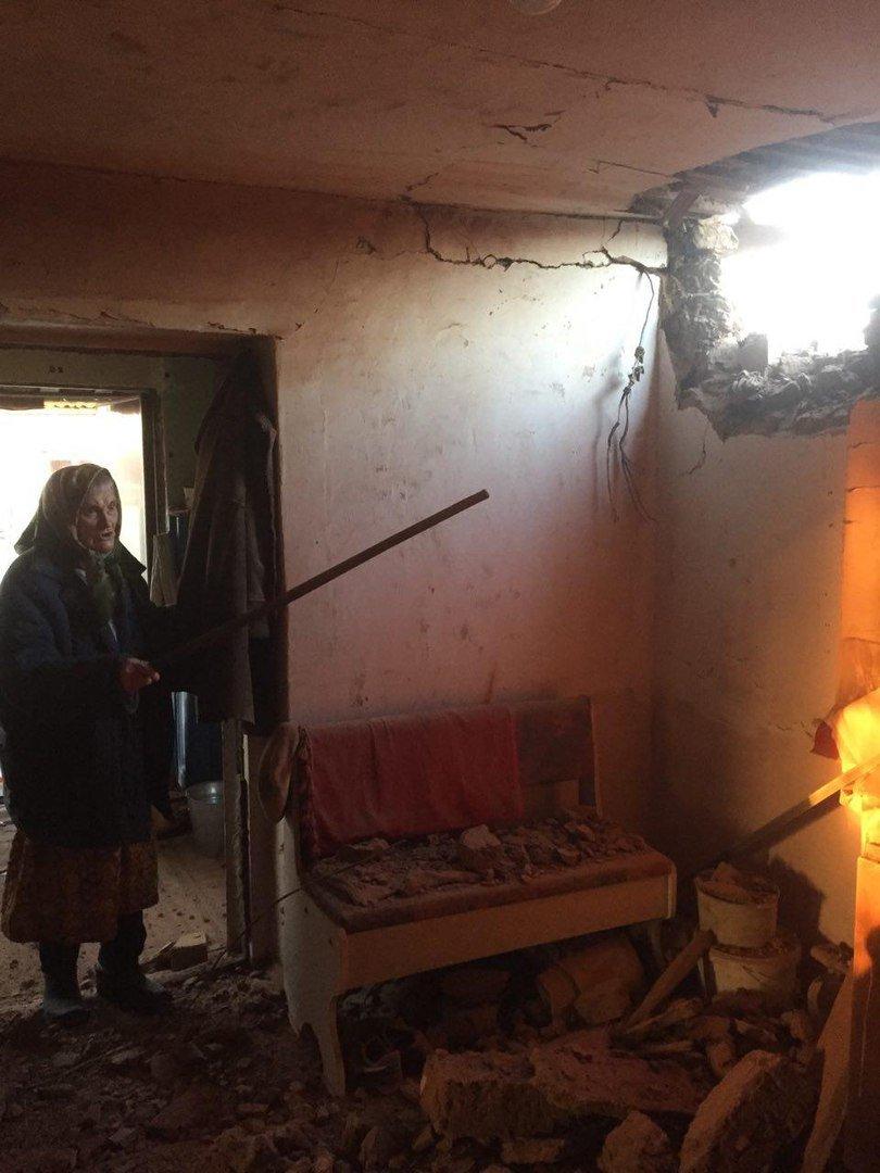 Авдеевку обстреляли из крупнокалиберной артиллерии (ФОТО), фото-1