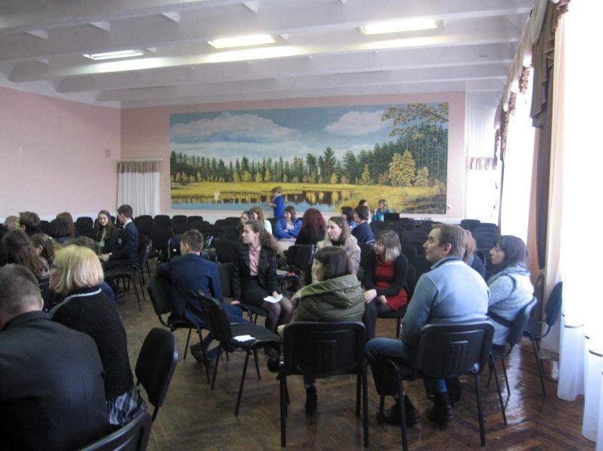 В конотопській гімназії опановували три виміри демократичної школи, фото-3