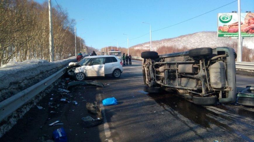 В Петропавловске в ДТП пострадали три школьника и их учитель, фото-3