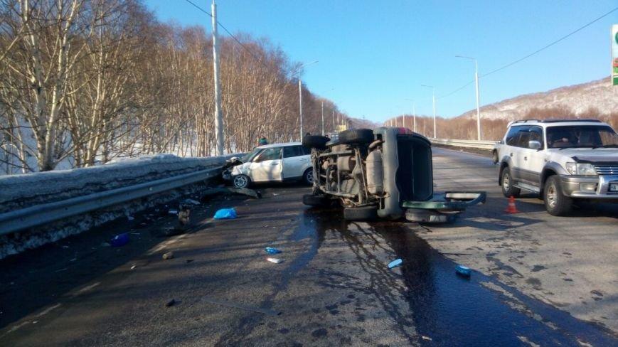 В Петропавловске в ДТП пострадали три школьника и их учитель, фото-2