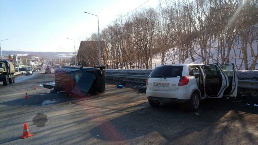 В Петропавловске в ДТП пострадали три школьника и их учитель, фото-5