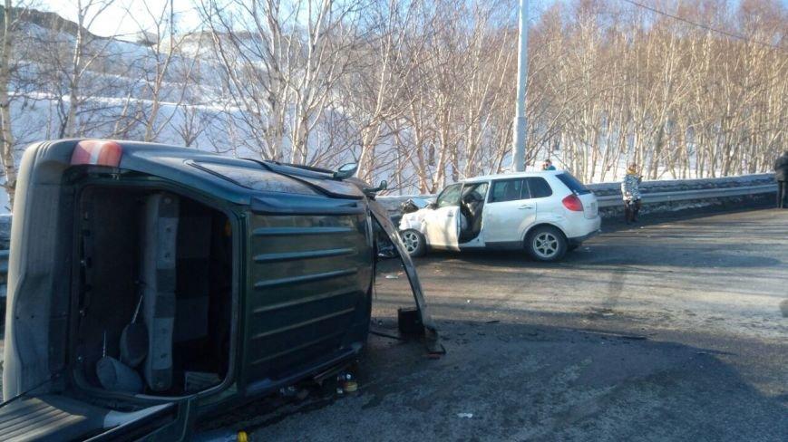В Петропавловске в ДТП пострадали три школьника и их учитель, фото-1