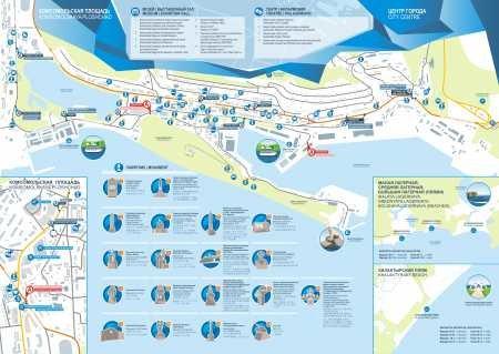 В Петропавловске издали туристическую карту на 4 языках, фото-1
