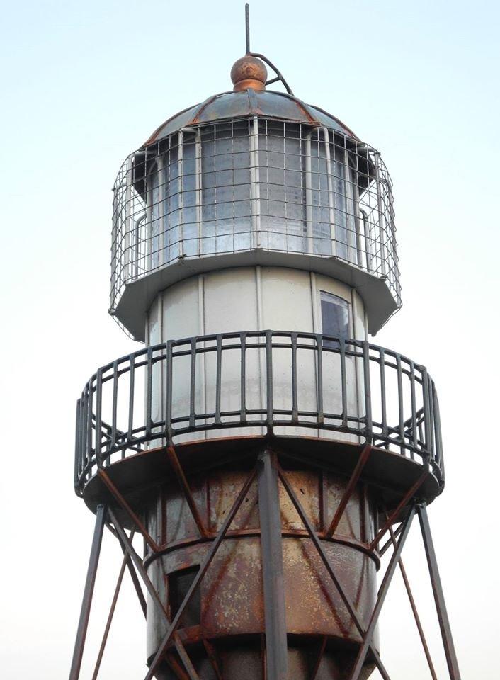 На Херсонщине появилась уменьшенная рабочая копия маяка с острова Джарылгач (фото), фото-2