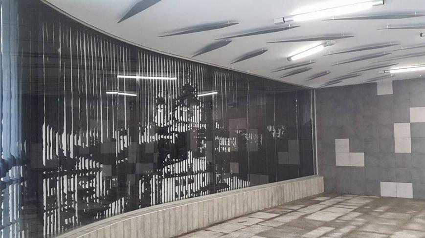 """В Киеве закончили ремонт вестибюля """"Левобережки"""" (ФОТО), фото-3"""