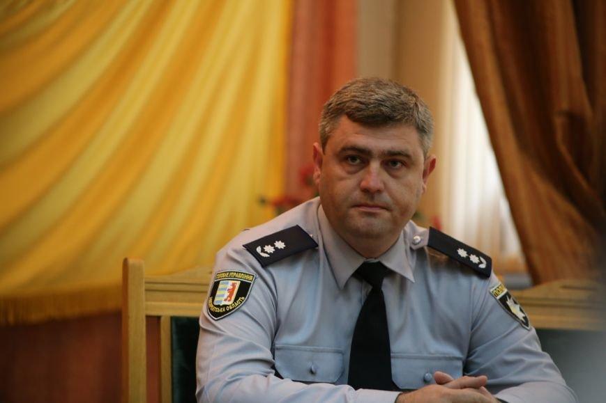 Начальнику поліції Закарпатської області підказали, як боротися з обігом наркотиків, фото-1