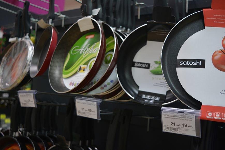 «Всё нипочём»: в Новополоцке открылся магазин нужных вещей для дома, фото-4