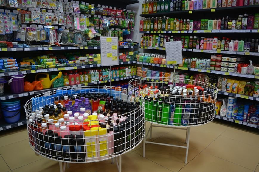 «Всё нипочём»: в Новополоцке открылся магазин нужных вещей для дома, фото-23